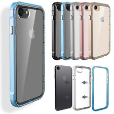 Hybrid Ultra Thin Shockproof Transparent TPU Case Cover for iPhone 6 6s 7 P