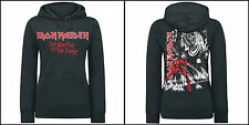 Official Women Iron Maiden - Number Of The Beast Hooded Sweater Heavy Metal