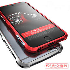 For Apple iPhone 6 7 Plus Case Shockproof Aluminum Metal Heavy Duty Bumper