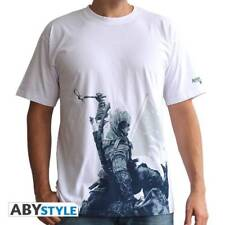 ASSASSIN S CREED - Tshirt Connor ? kneel down man SS white - basic