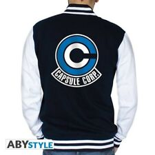 DRAGON BALL - Jacket - Capsule Corp homme navy/white