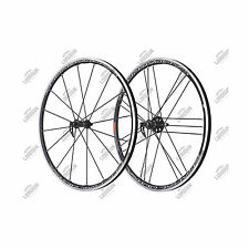 COPPIA RUOTE CAMPAGNOLO SHAMAL ULTRA C17 2 WAY FIT 2017 WHEELSET ROAD STRADA