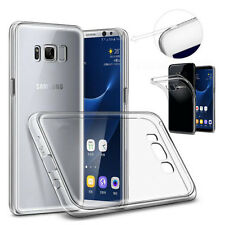 For Samsung Galaxy S8 &Plus S7 Case Slim Crystal Clear Soft TPU Shockproof