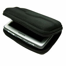 Black Universal 4.3 Hard Carry Case Travel Sat Nav GPS for Various TomTom Models