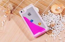 3D Aquarium Swimming Fish Pink Ocean Case For iPhone 5/6/6P (FAST USA SHIPP