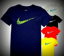 Mens New Nike Ultra Swoosh QTT 18 COLORS   T Shirt Soft Top Size  M L XL XXL --