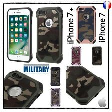 Etui Coque housse Army Camouflage Case Cover iphone 7 / 8 ou iphone 7 + / 8 +