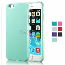 Ultra Thin Soft Silicone Rubber Gel Jelly Case Cover For Apple iPhone 6 6s