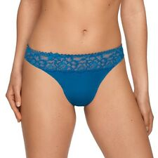 Prima Donna Couture Colibri Blue Thong BNWT Various Sizes Available RRP £32