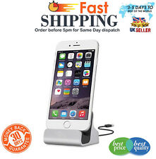 New USB Charging Dock Cradle Sync Data Base Charger For Apple iPhones