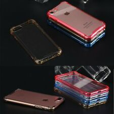 [Hybrid Crystal] Fahsion Shockproof Clear Cover TPU Case Apple iPhone 7 / 7