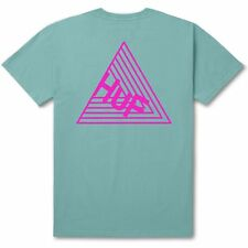 HUF Dimensions T-Shirt Mint Men's Skateboard t-shirt size M