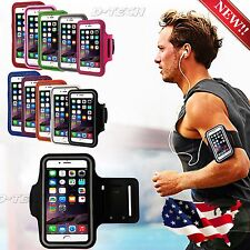 Sports Running Jogging Gym ARMBAND ARM HOLDER COVER CASE Pouch For iphone 6