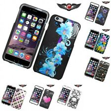 For Apple iPhone 6/6S Plus Design Hard Snap-On Phone Case Cover Skin