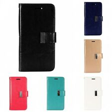 For Apple iPhone 6/6S Wallet Flip Case PU Leather Feel With Card Holder Slo