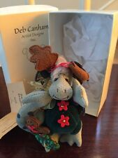 Deb Canham 2001 Dappled Dragons Gingerbread LE New Store Stock Retired