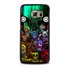 FIVE NIGHTS AT FREDDY'S GANG Samsung Galaxy S3 S4 S5 S6 S7 Edge Note Phone