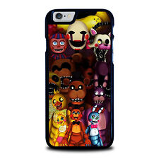 FIVE NIGHTS AT FREDDY'S WORLD For iPhone 4 4S 5 5S 5C 6 6S 7 Plus SE Phone