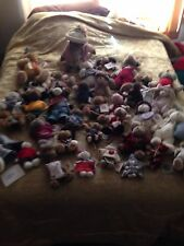 Huge lot of Boyds Bears 35 Pieces W/Tags