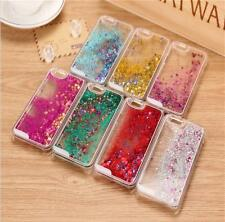 Dynamic Liquid Glitter Stars Bling Quicksand Hard Case Cover for iPhone 7