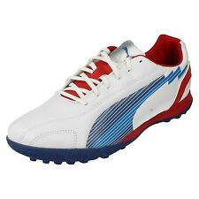 Mens Puma EvoSpeed 5 Running Sports Lace Up Astro Turf Trainers Shoes 102725