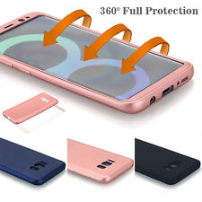 Ultra Slim TPU Shockproof Case Full Protective Cover For Samsung Galaxy S8