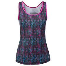 Trespass Selma Womens Active Quick Dry Patterned Exercise Fitness Vest Top