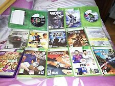 JUEGOS XBOX360 XBOX 360 ELIGE CALL OF DUTY GEARS OF WAR  FORZA FIFA BATTLEFIELD