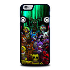 FIVE NIGHTS AT FREDDY'S GANG For iPhone 4 4S 5 5S 5C 6 6S 7 Plus SE Phone C