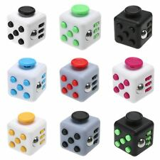 Fidget Cube Dodecagon Vinyl Desk Toy Children Desk Toy Adults Stress Relief ADHD