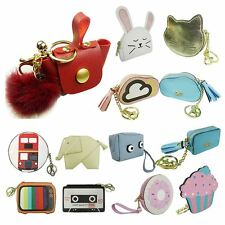 Kukubird New Style Coin Purse Variations Cute Animal Emoji Bag Wallet Clutch