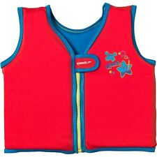 Speedo Sea Squad Character Swimming Safety Colourful Junior Float Vest