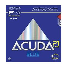 Donic Acuda Blue P1 Turbo 1,8/2,0/Max mm   Schw/Rot