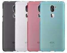 For Coolpad Cool1 Soft Matte Flexible TPU Back Cover Case