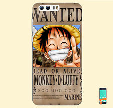 COVER CASE CUSTODIA ONE PIECE TAGLIE MANIFESTI RUFY ZORO ACE IPHONE 6 6S 7 PLUS