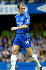 Chelsea FC player Arjen Robben at Stamford Bridge photograph picture art print