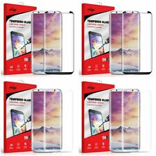For Samsung Galaxy S8 / S8 Plus Full Coverage Tempered Glass Screen Protect