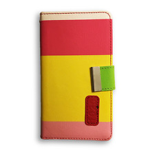 for Nokia Lumia 1020, Faux Leather Wallet Flip Case Credit Card Holder Stan