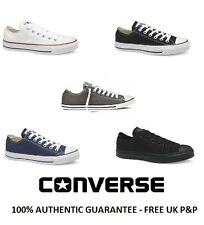 Femmes Hommes Converse All Star Ox CT Baskets Basses GB Taille 4 5 6 7 8 9 10 11