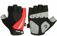 Mountain Gloves Bike Half Short Finger Less Cycle Bicycle Gloves Mitts DKSG-125