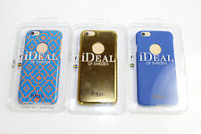 100% AUTHENTIC iDeal Of Sweden Fashion Hard Case Cover For Apple iPhone 6S