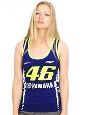 Valentino Rossi Yamaha Blue Racing Line Womens Tank Top