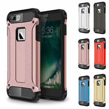 Shockproof Bumper Armor Rubber Hybrid Hard Case Cover For iPhone 6 6s 7 Plu