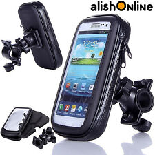 Waterproof Bike Mount Holder Case Bicycle Cover for Apple iPhone 6 6s 7 8 Plus X