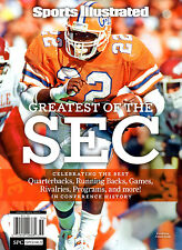 Sports Illustrated Magazine: Greatest of the SEC NEW College Football SEC