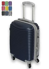 TROLLEY BAGAGLIO A MANO  RYANAIR EASY JET VALIGIA 4 RUOTE LOW COST