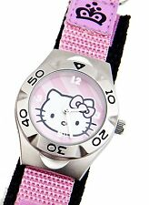 Authentique Hello Kitty Montre Montre Bracelet Montre fille Modèle No. ZR 24656