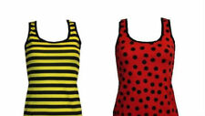 Bumble Bee / Lady Bug Vest Top Fancy Dress Halloween Costume Outfit Hen Night