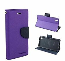 Mercury Wallet Diary Style Flip Back Case Cover For Nokia Lumia All Models