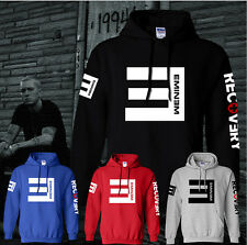 Hip Hop Hoodie Eminem Sweater Sweats Rap Singer Fleece Hoody Jacke Jacket Sports